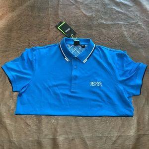Hugo Boss Mens Polo / Golf Shirt